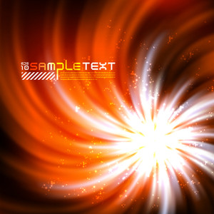 Vector Explosive Glow
