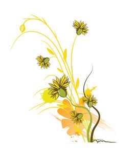 Vector Floral Design