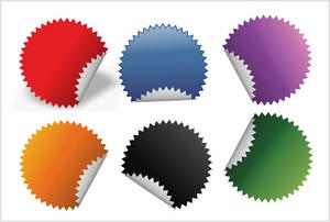 Vector Folded Tags