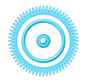 Vector Gear Wheel