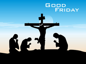Vector Good Friday Illustration