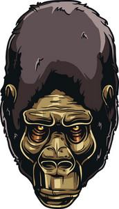 Vector Gorilla