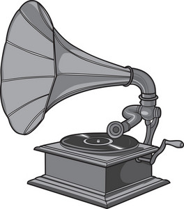 Vector Gramophone