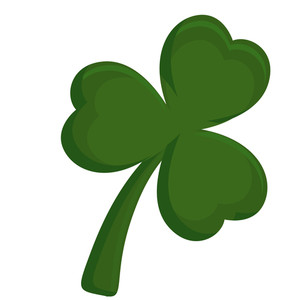 Vector Icon Shamrock