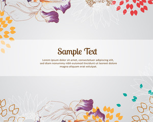 Vector Illustration (editable Text)