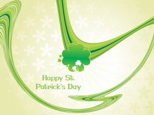 Vector Illustration For Patricks Day