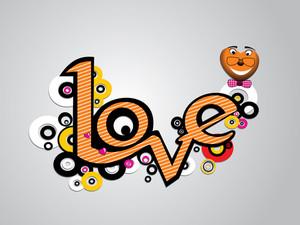Vector Illustration For Valentine Day