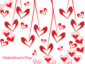 Vector Illustration For Valentine Day