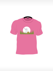 Vector Illustration Of Isolated Tshirt