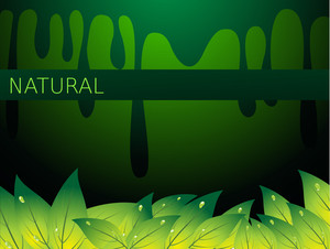 Vector Illustration Of Natural Wallpaper
