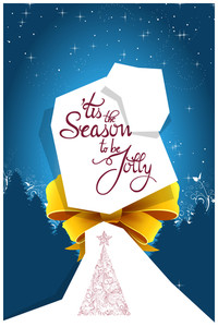 Vector Illustration With  And Decorations (editable Text)