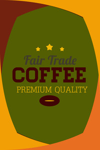 Vector Illustration With Coffee And Drinks (editable Text)