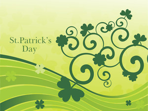 Vector Illustrtaion For St Patrick Day