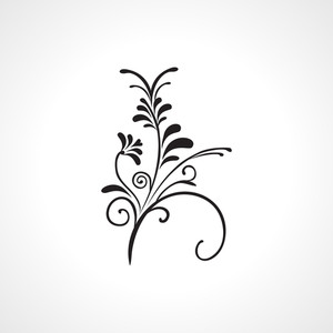 Vector Isolated Tattoo
