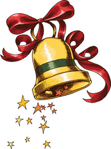 Vector Jingle Bell