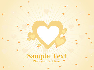 Vector-love Card