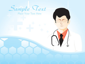 Vector Medical Background