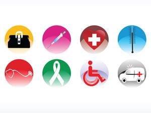 Vector Medical Icon Series Web 2.0 Style Set_11