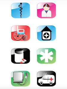Vector Medical Icon Series Web 2.0 Style Set_19