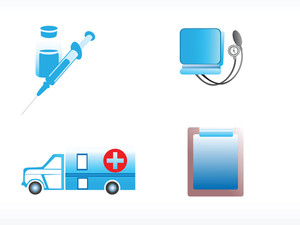 Vector Medical Icon Series Web 2.0 Style Set_23