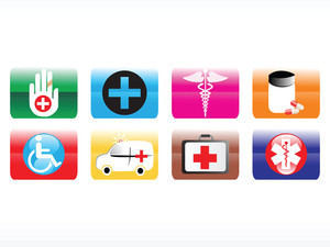Vector Medical Icon Series Web 2.0 Style Set_5