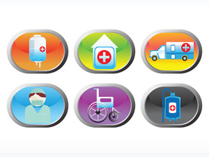 Vector Medical Icon Series Web 2.0 Style Set_7
