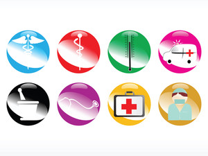 Vector Medical Icon Series Web 2.0 Style Set_9