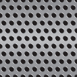 Vector Metal Pattern