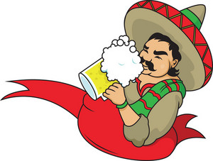 Vector Mexican Character