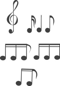 Vector Musical Notes