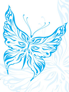 Vector Of Traditional Chinese Artistic Pattern Tattoo