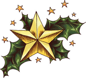Vector Ornamental Star