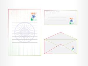 Vector Postal Card