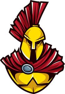 Vector Roman Mascot