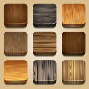 Vector Set Of Apps Icon