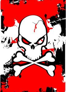Vector Skull Design
