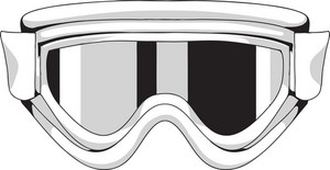 Vector Snowboard Glasses