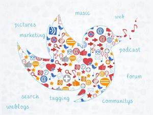 ベクトルソーシャルメディアの概念