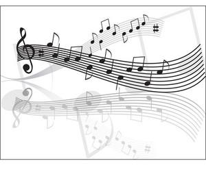 Vector Song Chart