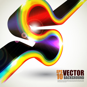 Vector Stripe Design