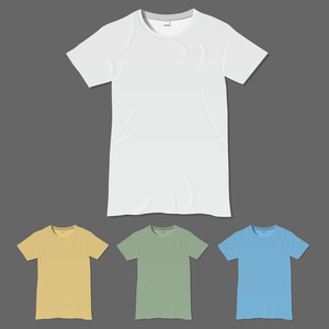 Vector T-shirt Design Templates