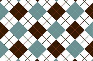 Vector Tartan Design