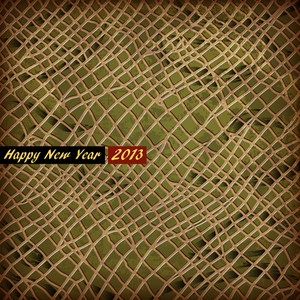 Vector Texture Of Skin Snake - Symbol 2013 New Year