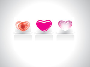 Vector Valentine Day Icons