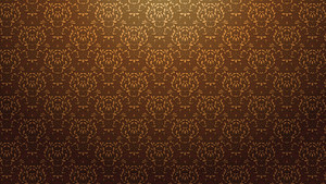 Vector Vintage Damask Wallpaper