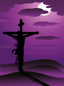 Vector Wallpaper For Good Friday