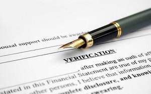 Verification Letter