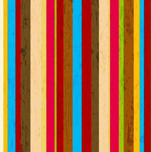 Vertical Grunge Colorful Lines Background Vector