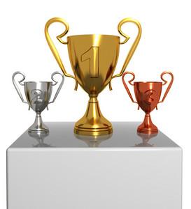 Victory Trophies