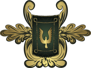 Vinatge Emblem